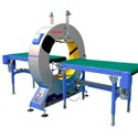 FV350-90 Automatic Inline Orbital Wrapping Machine